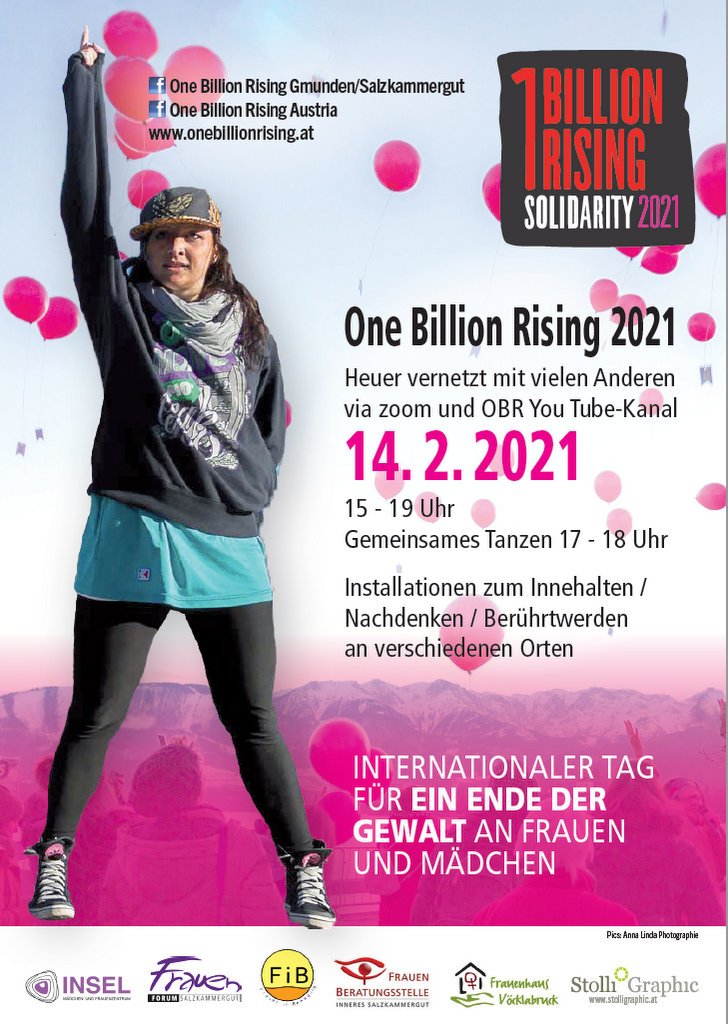 One Billion Rising Gmunden
